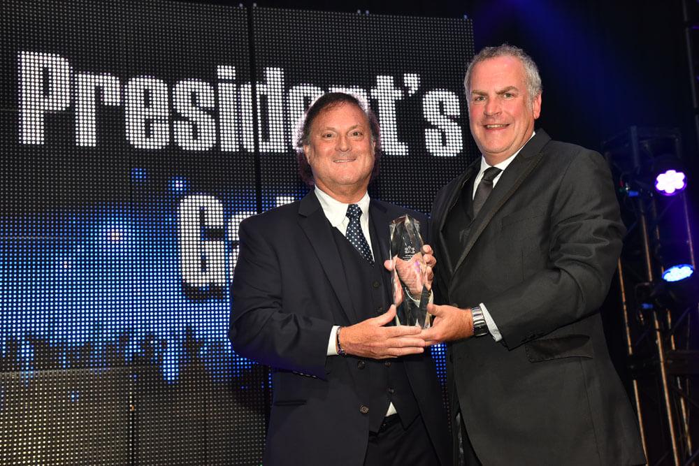 Harry Herskowitz OHBA 2017 Lifetime Achievement Award