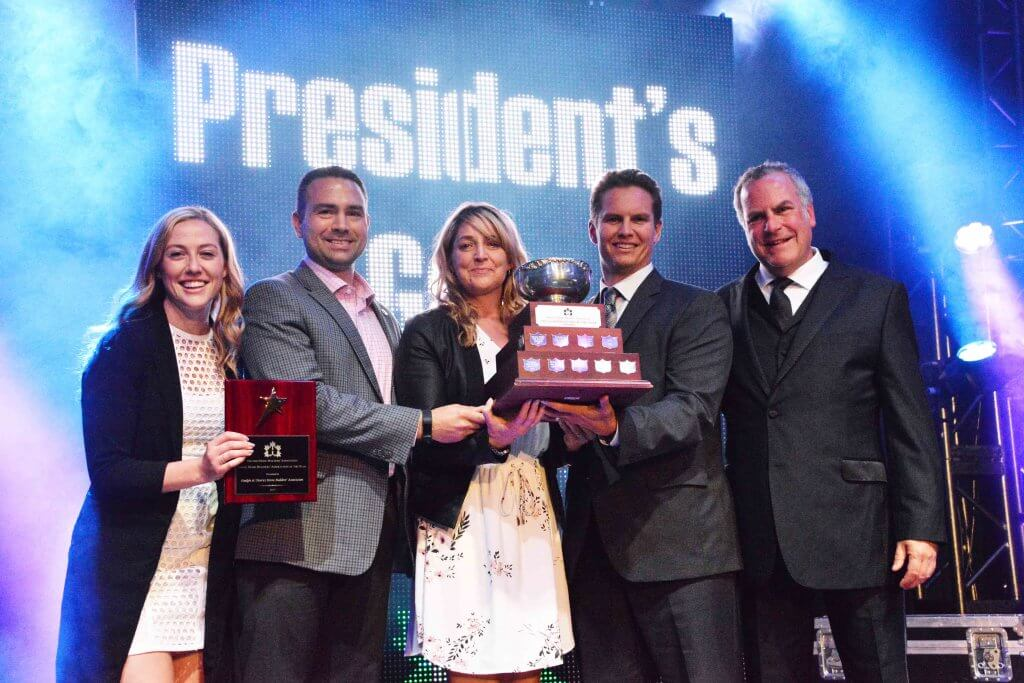 Guelph and District Home Builders Association awards