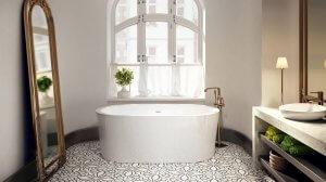 Freestanding bathtubs for 2018 OHBA Magazine