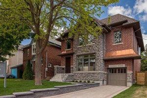 Toronto custom homes by Eurodale Developments