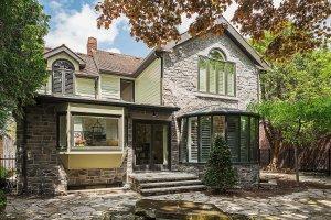 Hogg's Hollow Toronto Georgian house restoration by Eurodale Developments