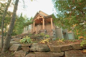 Muskoka custom homes and cottages by Marshall Homes