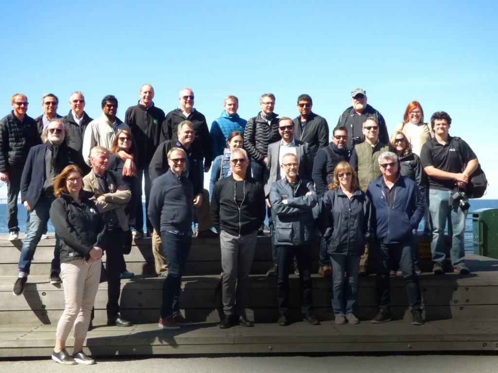 OHBA's 2019 International Housing Study Tour Delegate Group Photo