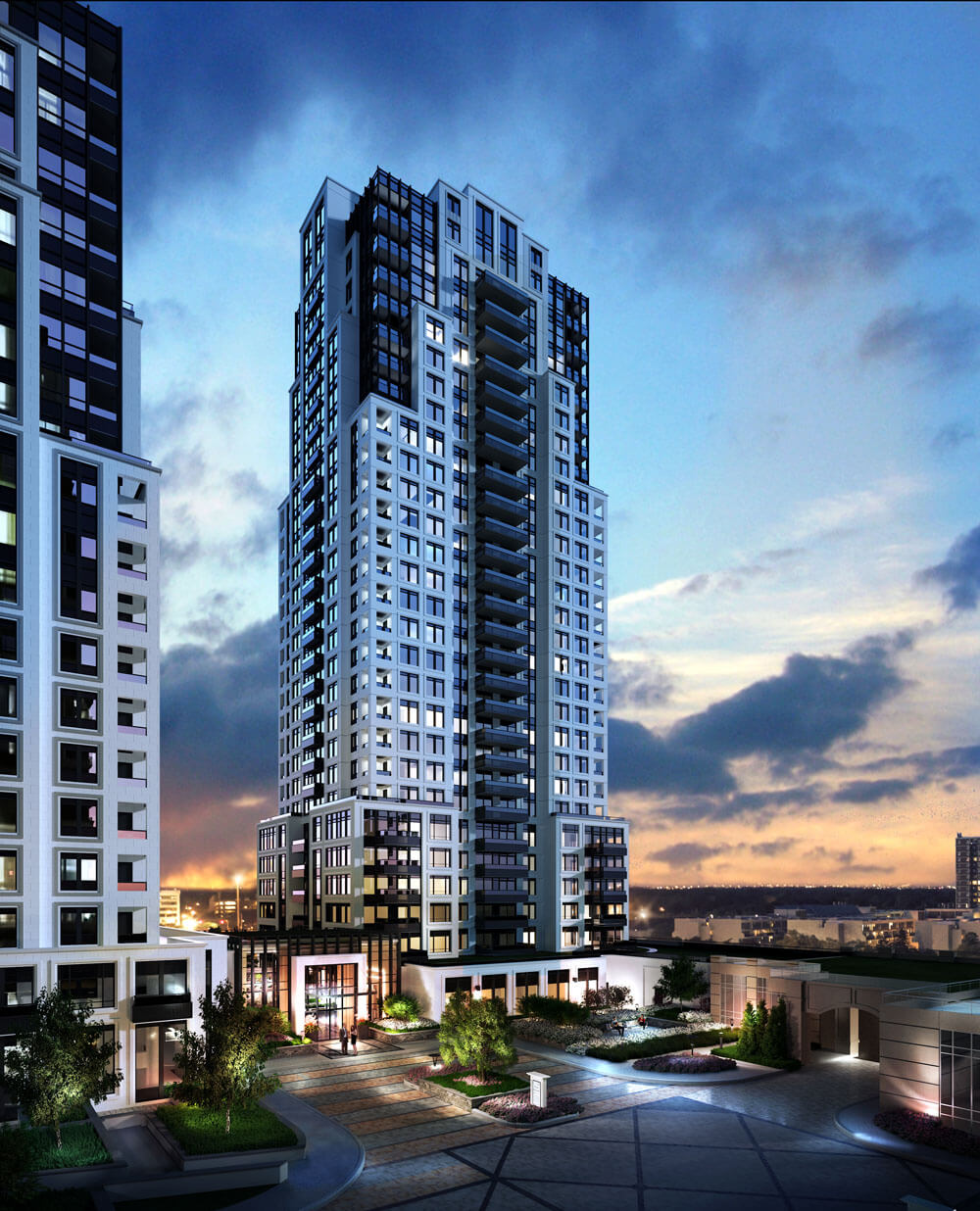 Evermore in the West Village by Tridel Group - Winner of the 2019 OHBA Builder of the Year Award